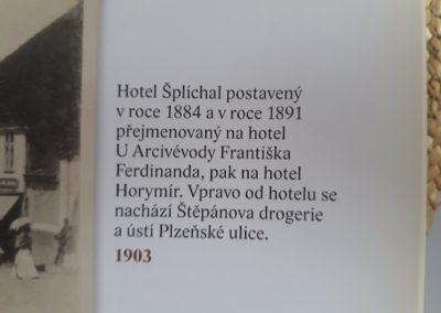 Hotel Šplíchal 2