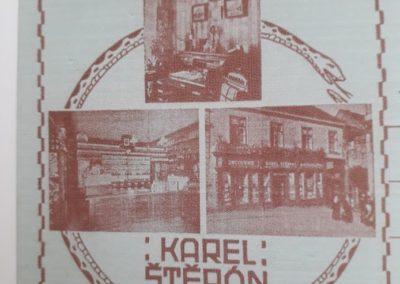Karel Štěpán - drogerie 2