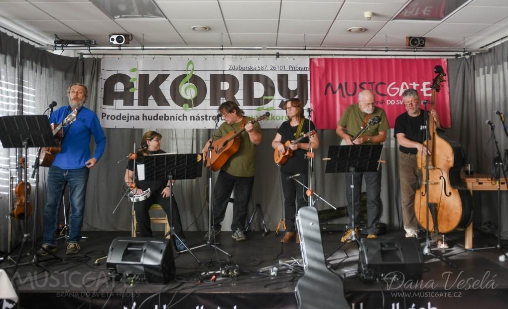 Příbramský folk country MOVEMBER festival 30.11.2019