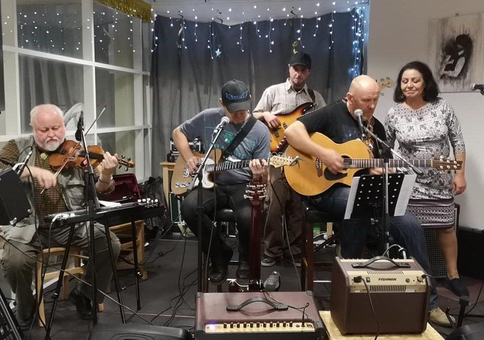 Muzikantský Silvestr Na Hradbách 31.12.2019